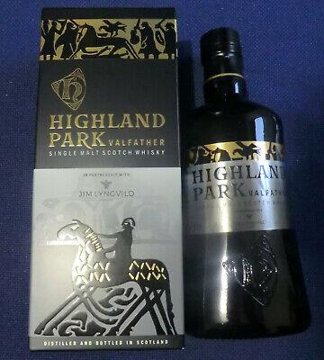 90€/L Highland Park Valfather 0,7L 47% Vol.Alk. Single Malt Scotch Whisky