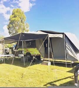 OFF-ROAD CUB CAMPER TRAILER Ingham Hinchinbrook Area Preview