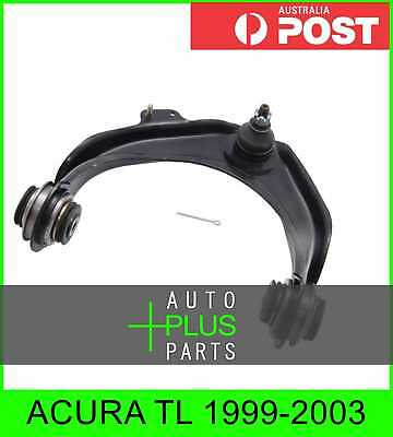 Fits ACURA TL Left Hand Lh Upper Front Arm Suspension Wishbone