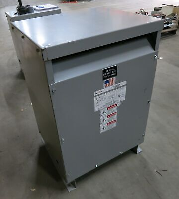 Fpt 20 Kva 460 Delta To 460y266 V 3ph Dry Type Isolation Transformer Fh20cfmd