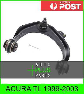 Fits ACURA TL Right Hand Rh Upper Front Arm Suspension Wishbone