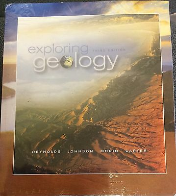 New Exploring Geology With Connect Plus Access Code By Reynolds 9780073524122