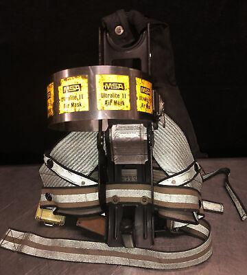 Msa Frame Harness Ultralite 2 Air Pack Bottle Cylinder Tank Holder. Our 10