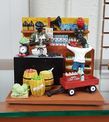 Annie Lee Figurine Two Scoops & Refund/ Ice Cream Parlor Liquidation Sale!!!!!