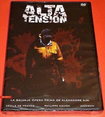 ALTA TENSION / HAUTEN TENSION / HIGH TENSION -DVD R2- Fra Esp...
