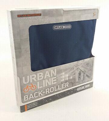 - Ortlieb Back-Roller Urban Line QL2.1 20L Blue Waterproof Bicycle Pannier F5506