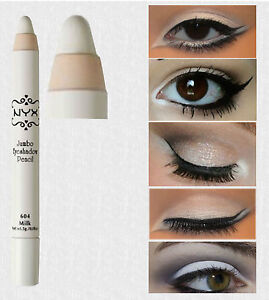 NYX-JUMBO-EYE-PENCIL-LINER-MILK-PRIMER-WHITE-EYE-SHADOW-PENCIL