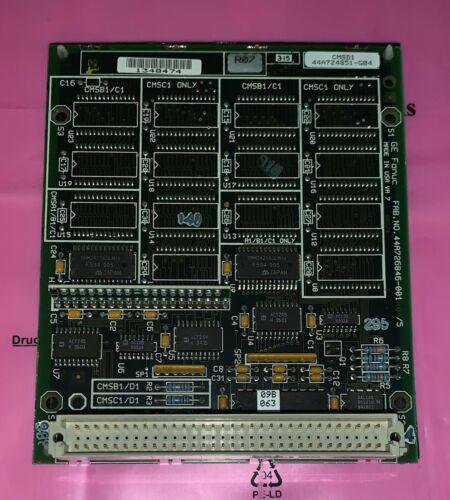 GE FANUC IC697MEM713C 64 KB CMOS Memory Expansion Module