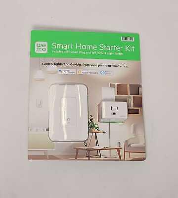 Wemo Smart Home Starter Kit Switch & Plug   Alexa   HomeKit