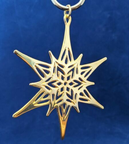 MMA Star Ornament 1976 Designed by Tia Stoller