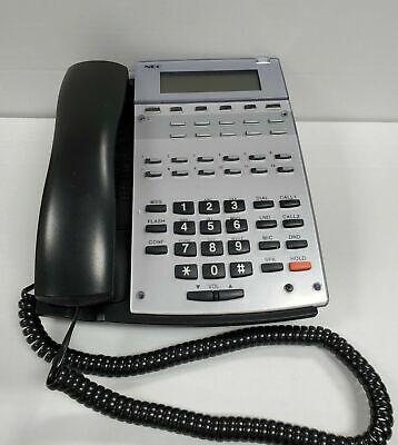 Nec Ip1na-12txh Phone Aspire Good Display Tel 0890043 Charcoal Tested Warranty