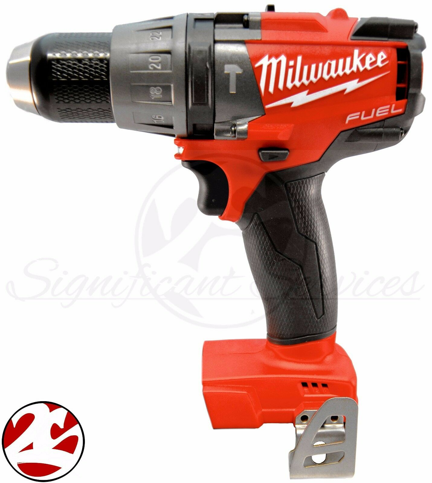 milwaukee 2704 20 fuel m18 18v brushless 1 2 cordless. Black Bedroom Furniture Sets. Home Design Ideas