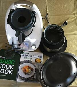 Thermomix TM5 with accessories Penrith Penrith Area Preview