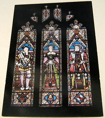 England Stained Glass Window in the Chapel Sudeley Castle 1131 Unichrome - unpos