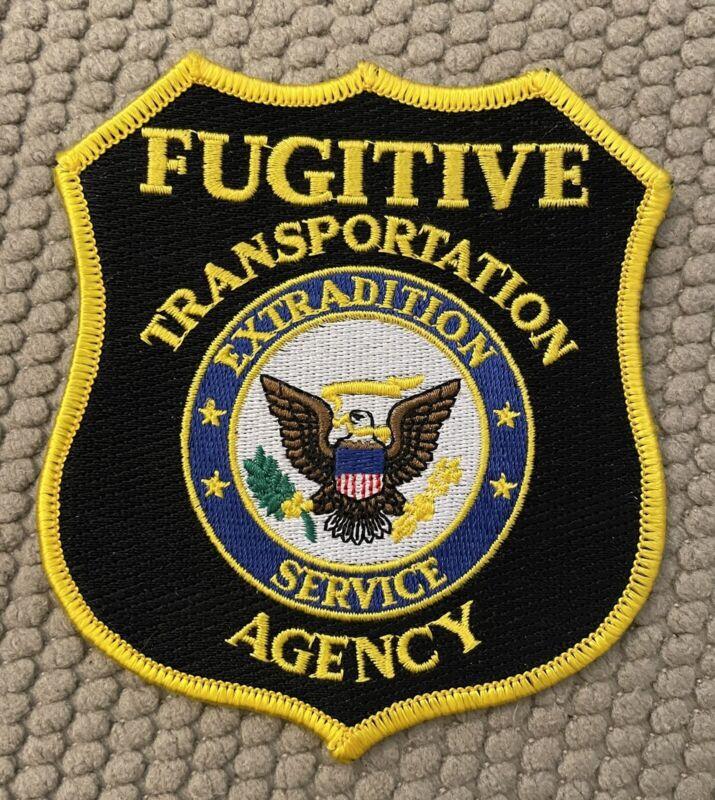 """Fugitive Transportation Agency Extradition Service Patch 5"""""""