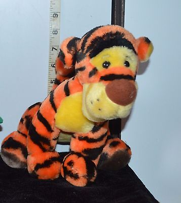 Stuffed Plush Tiger Toy Lovable Bouncy TIGGER Character from Winnie The Pooh](Tiger From Winnie The Pooh)