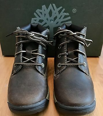 (Timberland Brown Boots Earthkeepers Timber Tykes Lace Toddler Footwear Country)