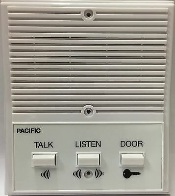 Intercom Station (Pacific Apartment Intercom Station 3403 universal replacement  3 wire system)