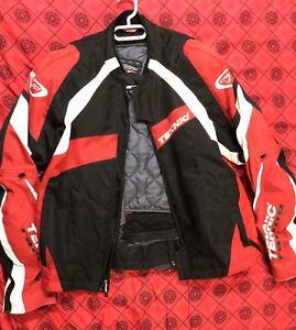 Motorcycle Jacket (Tecknic)