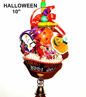 Parrot Halloween Parrot pet bird cage toy amazon quaker cockatoo lorie