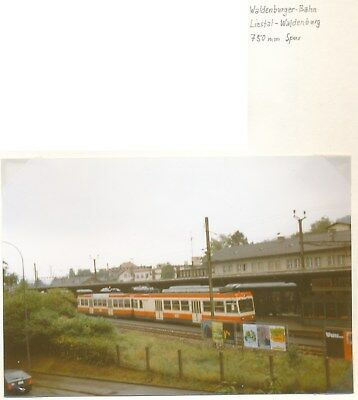 Waldenburger-Bahn Liestal-Waldenburg, 750mm Spur Foto e50-3