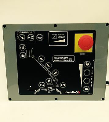 Bil-jax Haulotte A-00465 Control-platform Telescopic 3632t 4642t Boom Lift Man