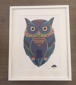 Owl Artwork Shellharbour Shellharbour Area Preview