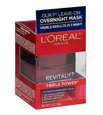 L'Oreal Paris Revitalift Triple Power Intensive Overnight...