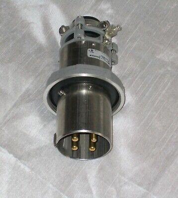 Thomas Betts Russellstoll 3128w-78 60 Amp 250480v Male Plug