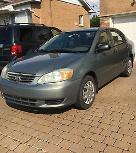 TOYOTA COROLLAce 2004!!AUTOMA!!DEMAREUR!!