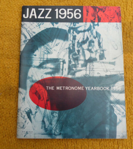 Jazz 1956 Metronome Yearbook