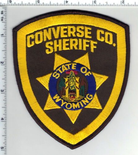 Converse County Sheriff