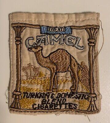 Camel Cigarettes Vintage Patch