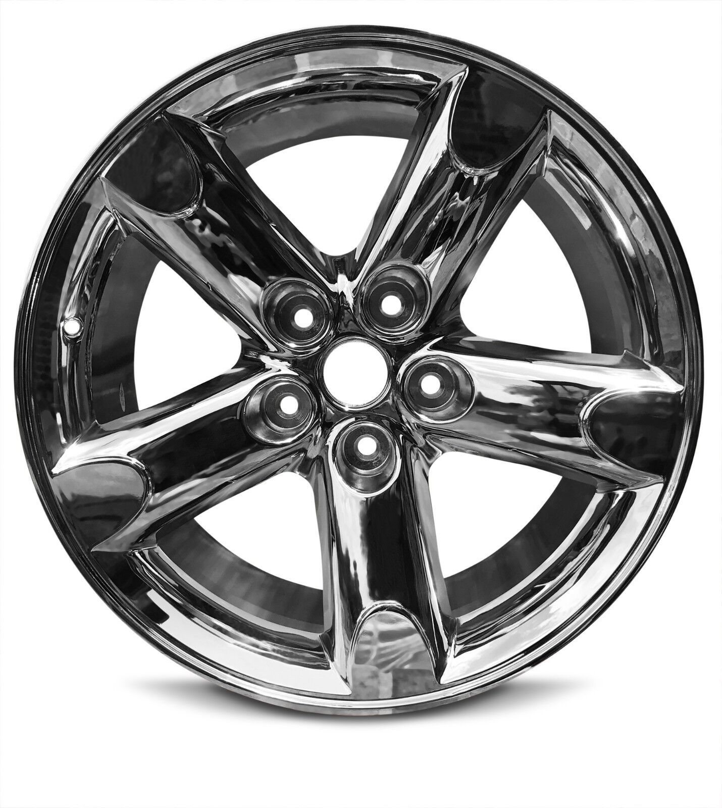 Set Of 4 Wheels 20x9 Inch Chrome Rim 2006-2009 Dodge Ram
