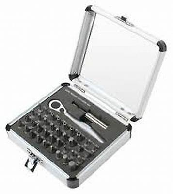 Sunex Tools 9726 38-Piece Mini Ratchet and Bit Set