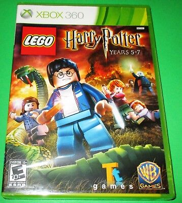 Usado, LEGO Harry Potter: Years 5-7 Xbox 360 *New! *Factory Sealed! *Free Shipping! comprar usado  Enviando para Brazil
