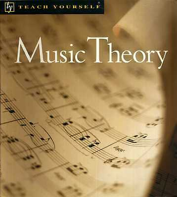 Teach Yourself Music Theory by Richer, Margaret](teach yourself music theory book)