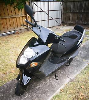 2014 Daelim S1 125 Scooter | Engine Blown-out | Sold As-Is