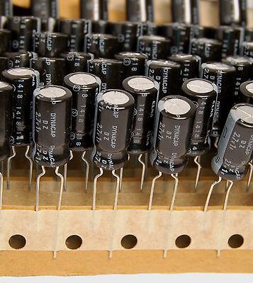 5pcs 1f 2.7v Elna Farad Super Capacitor 2.7v1f Dynacap Dz Ultra Capacitor Japan