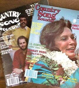 "Country Song Roundup '79 & ""82"
