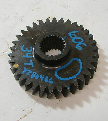 Yz80466 John Deere 4300 4400 4200 Range Gear