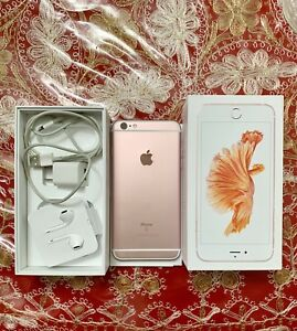 iPhone 6s Plus 128 GB rose gold 514-747-1981