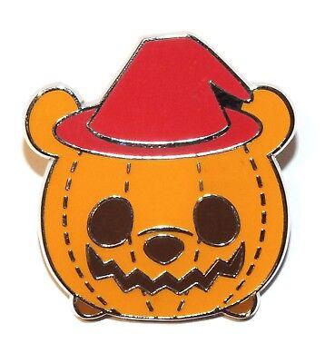 Disney Pin Trading Halloween Winnie the Pooh Pumpkin Carving Tsum Tsum Cutie - Winnie The Pooh Halloween Pumpkin