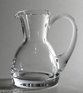 Time Tree Handmade Turkish Glass Milk Water Jug Pitcher 310mL