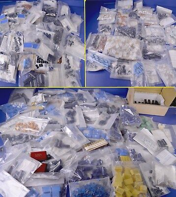 3770 Huge Lot Metallized Poly Supercap Electrolytic Capacitors 100nf To 300f