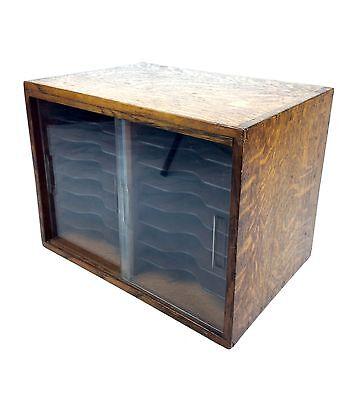 Vintage 1960's Wooden Cabinet / Storage Unit / Display Rack / Shelfs /Reduced