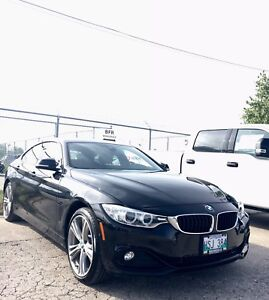 HOT DEAL!!! 2017 BMW 430i xDrive Gran Coupe Lease take over
