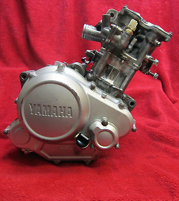 YAMAHA YZF-R125 ENGINE!! SPECIAL PART X DEAL ...  FREE DELIVERY + GUARANTEED !