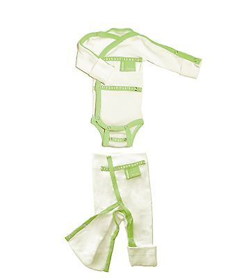 Beibamboo Hospital Clothes for newborn preemie premature outfit, eco bamboo