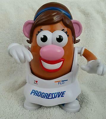 Mrs  Flo Tato Head From Progressive Insurance  Brand New In Box